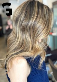Golden balayage copy