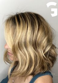 Light Blonde Balayage Highlight copy