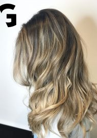 perfect balayage and style-