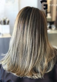 Honey blonde balayage by Nigel1
