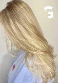 sunkiss summer blonde balayage