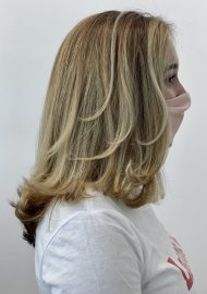 sunkiss balayage highlights